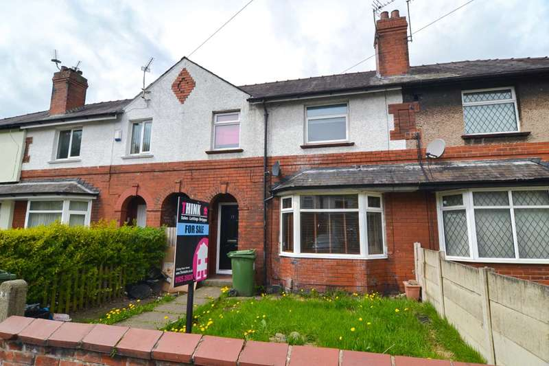 3 Bedrooms Semi Detached House for sale in Hawthorn Avenue, Newton Le Willows