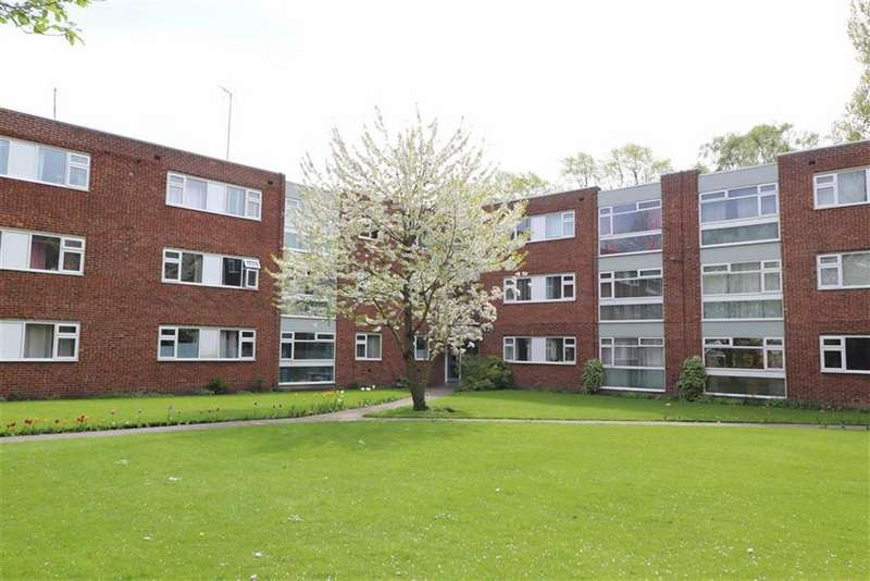 2 Bedrooms Apartment Flat for sale in Tealby Court, Chorlton, Manchester, M21