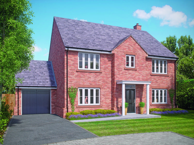 4 Bedrooms Detached House for sale in Church Street, Davenham