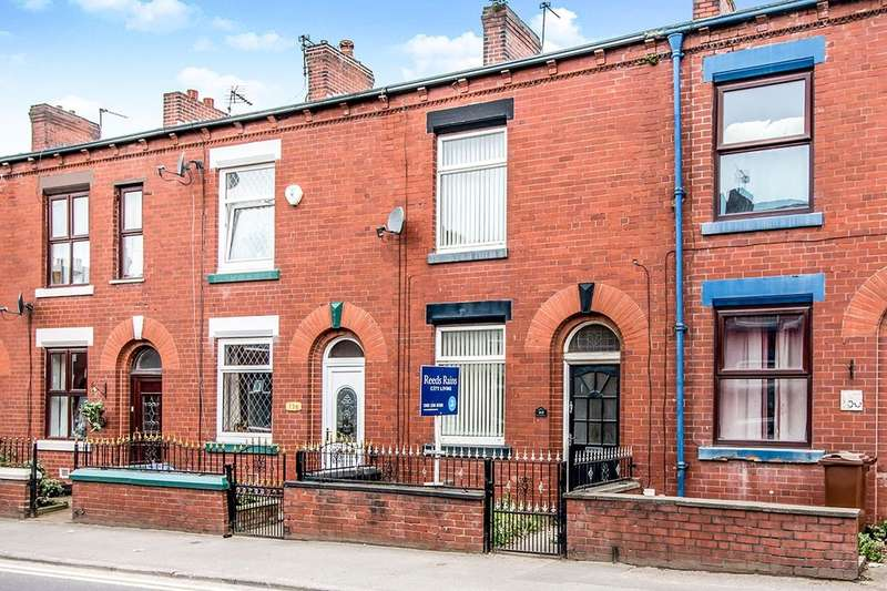 2 Bedrooms Terraced House for rent in Coalshaw Green Road, Chadderton, Oldham, OL9