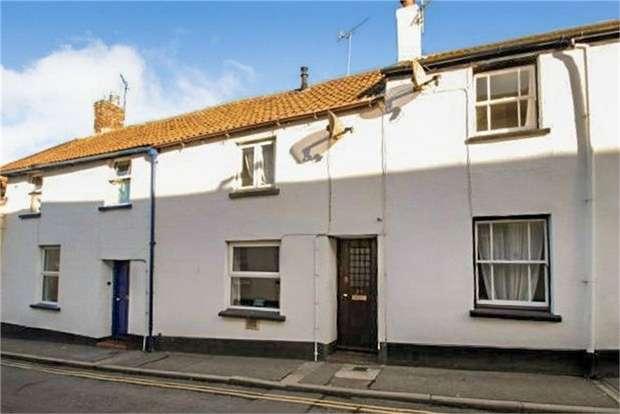 2 Bedrooms Terraced House for sale in Heanton Street, Braunton, Devon