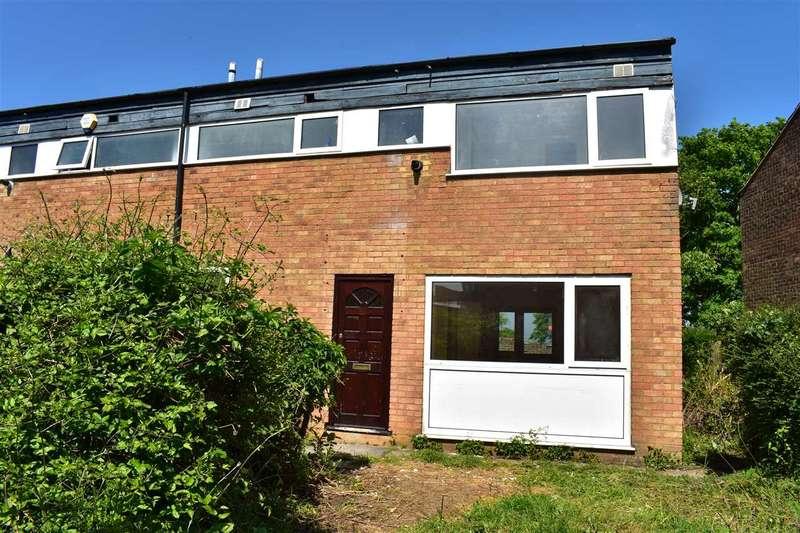 3 Bedrooms End Of Terrace House for sale in Ferndale, Eaglestone, Milton Keynes