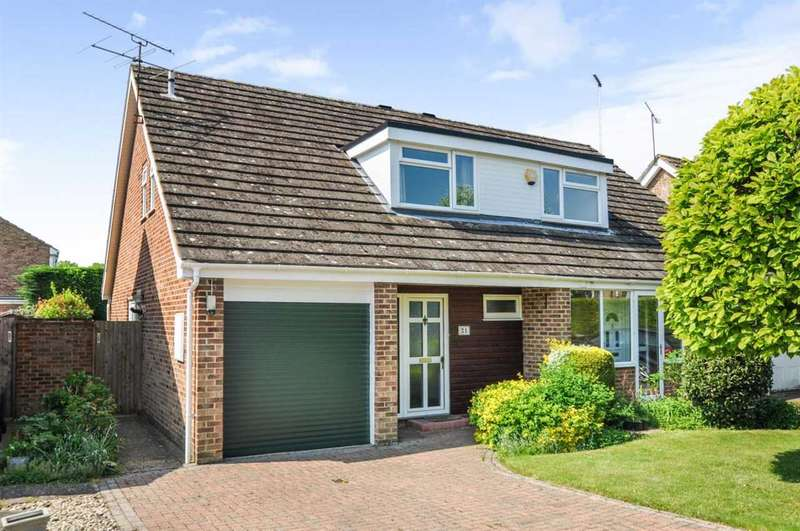 3 Bedrooms Semi Detached House for sale in Cadwell Drive, Maidenhead