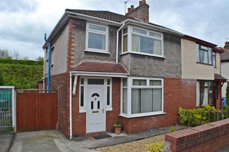 3 Bedrooms Semi Detached House for sale in Latham Avenue, Runcorn, Runcorn