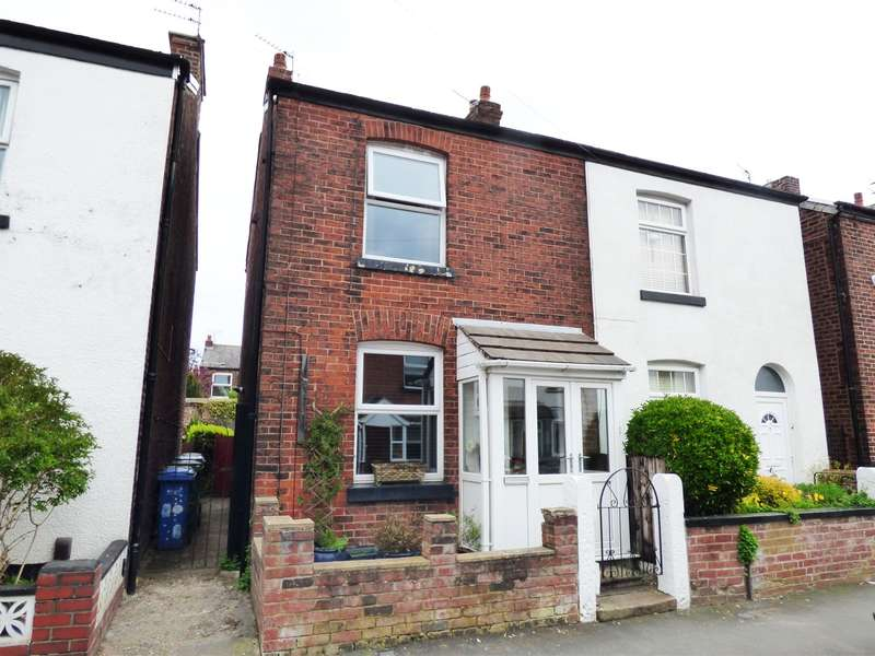 2 Bedrooms Semi Detached House for sale in Grove Street, Hazel Grove, Stockport, SK7