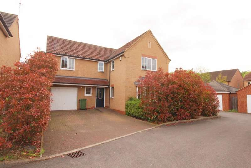 4 Bedrooms Detached House for sale in Humberstone Park Close, Humberstone, LE5