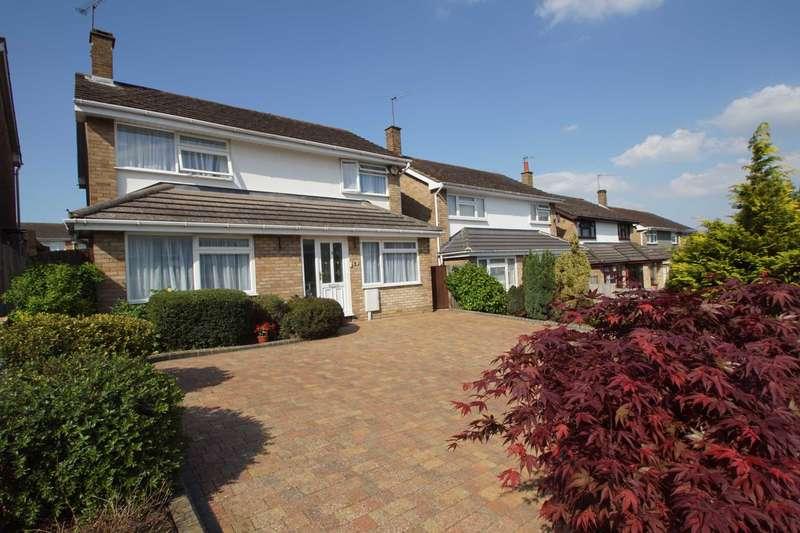 5 Bedrooms Detached House for sale in Heath Brow, Hemel Hempstead