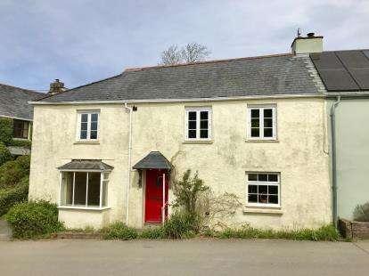 5 Bedrooms Semi Detached House for sale in Blackawton, Totnes, Devon