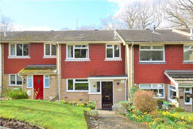3 Bedrooms Terraced House for sale in Springhead, TUNBRIDGE WELLS, Kent, TN2 3NZ