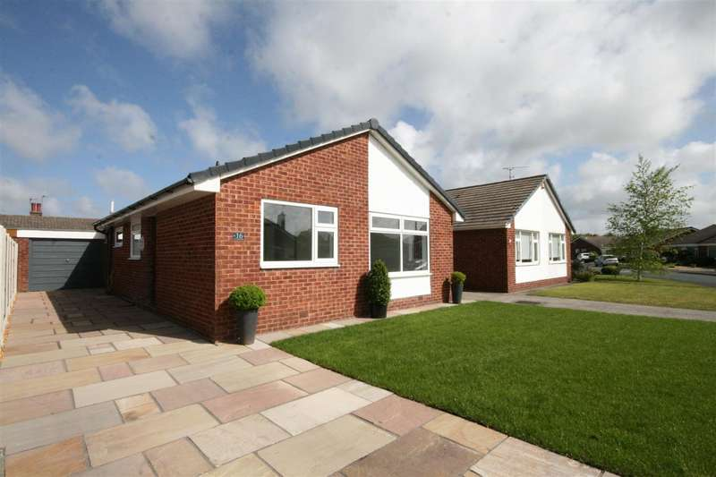 2 Bedrooms Detached Bungalow for sale in Cherrywood Avenue, Lytham