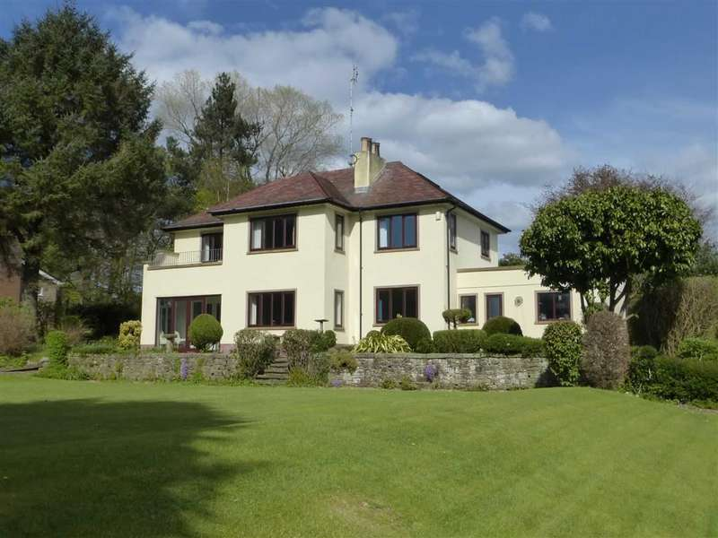 4 Bedrooms Detached House for sale in Stanmore Drive, Lancaster, LA1