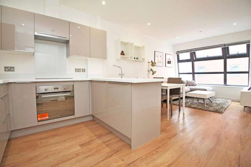 2 Bedrooms Flat for sale in Tamar House, 7-11 Station Road, Reading, Berkshire, RG1
