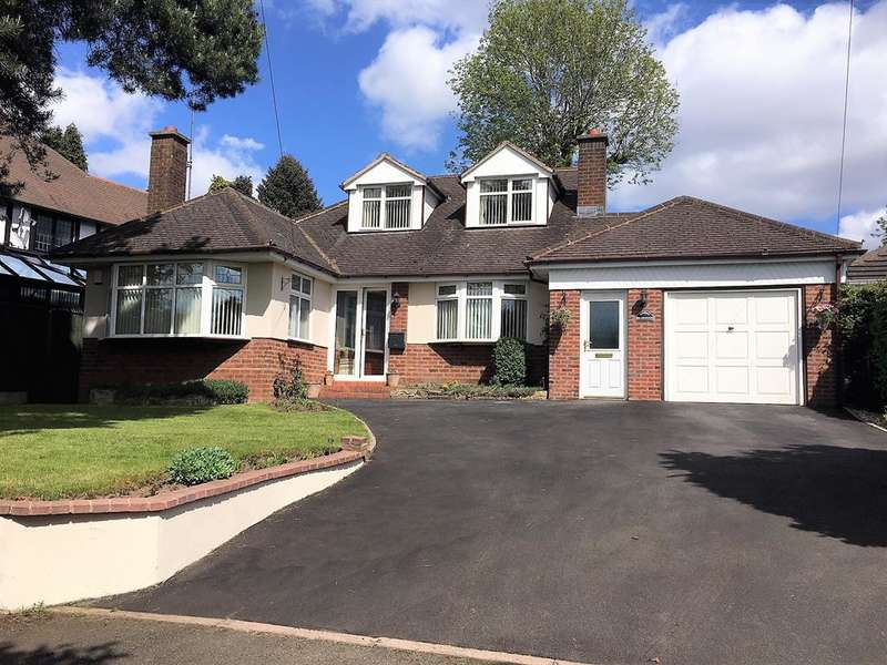 4 Bedrooms Detached House for sale in Greenleighs, Sedgley, West Midlands, DY3 3RZ
