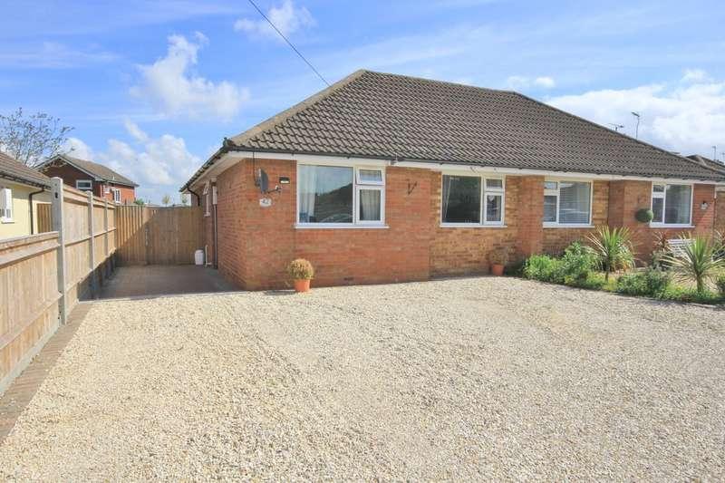 2 Bedrooms Semi Detached Bungalow for sale in Princes Risborough | Buckinghamshire