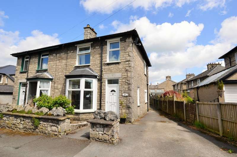 3 Bedrooms Semi Detached House for sale in Romney Avenue, Kendal