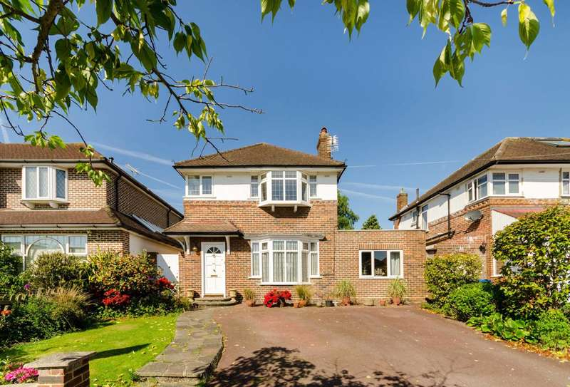 3 Bedrooms Detached House for sale in Robin Hood Lane, Kingston Vale, SW15