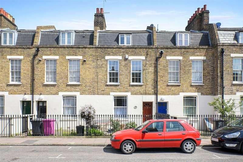 4 Bedrooms House for sale in Aston Street, London, E14