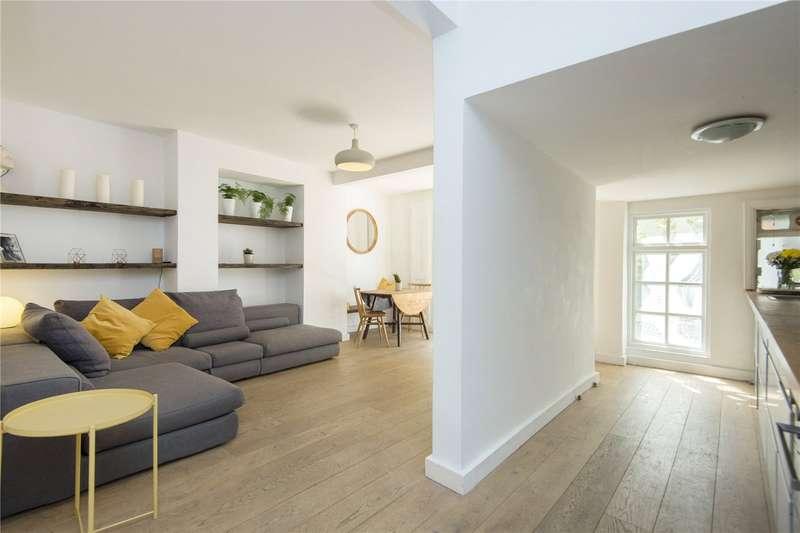 1 Bedroom Flat for sale in Colvestone Crescent, London, E8