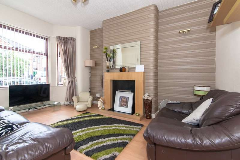 3 Bedrooms Semi Detached House for sale in Woodville Grove, Stockport, Cheshire, SK5