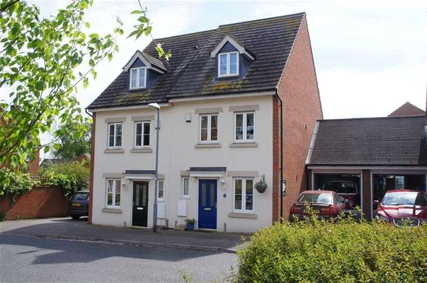 3 Bedrooms Semi Detached House for sale in Wood End Close, Sharnbrook