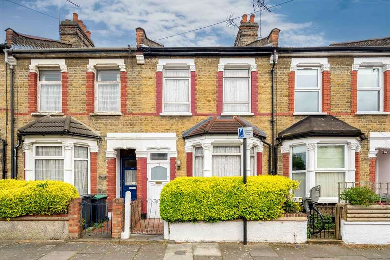 3 Bedrooms Terraced House for sale in Clonmell Road London