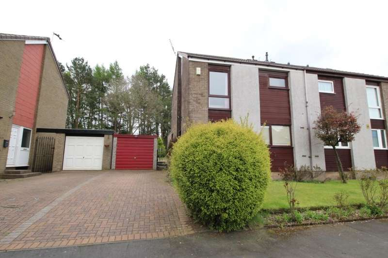 4 Bedrooms Semi Detached House for sale in Gleneagles Avenue, Glenrothes, KY6