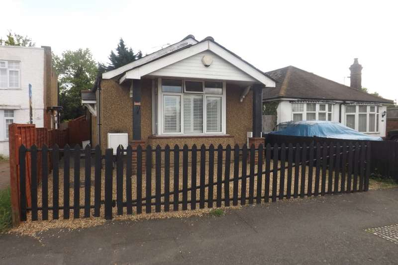 3 Bedrooms Detached Bungalow for sale in Dunstable Road, Luton, LU4