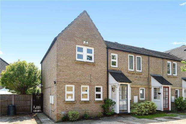 3 Bedrooms End Of Terrace House for sale in Sykes Cottages, Mallowdale Road, Bracknell
