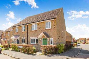 3 Bedrooms Semi Detached House for sale in Antelope Close, Whitfield, Dover, Kent
