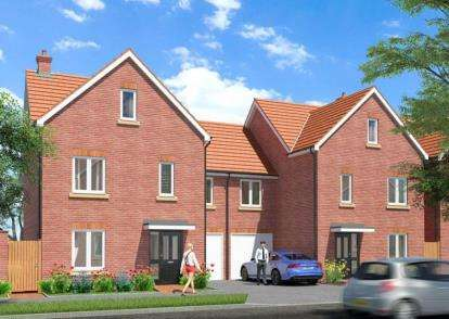 4 Bedrooms Semi Detached House for sale in Bramley Road, Aylesbury