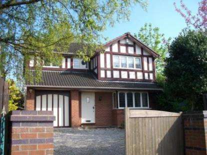 5 Bedrooms Detached House for sale in Hassall Road, Sandbach, Cheshire