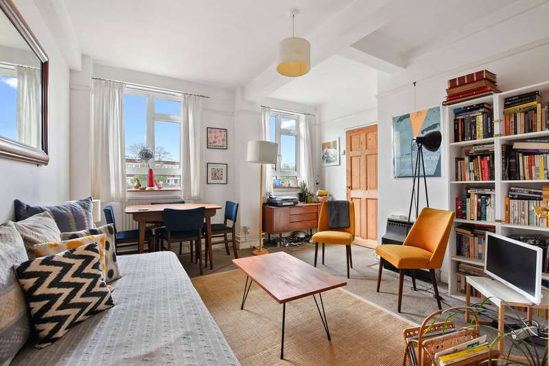 4 Bedrooms Flat for sale in Primrose Hill Court, King Henrys Road, London, NW3