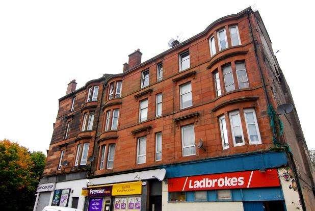 1 Bedroom Flat for rent in Kilfinnan Street, Lambhill, Glasgow, G22 6QR