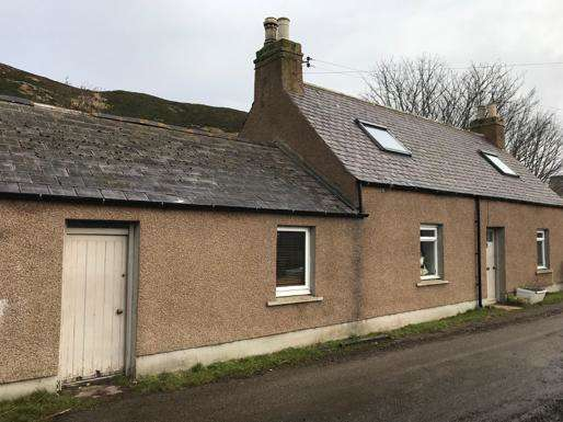 3 Bedrooms Detached House for sale in East Helmsdale, Strath Road, Helmsdale, KW8 6JL