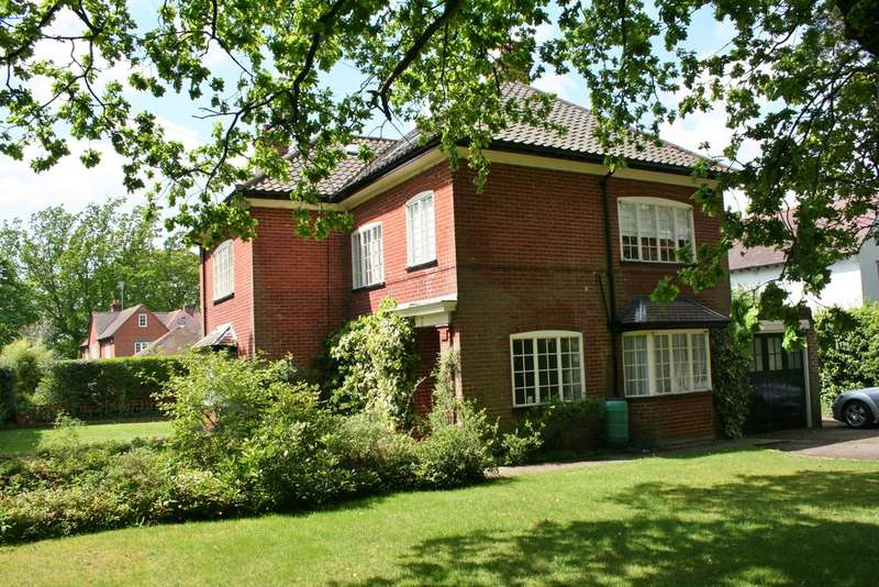 6 Bedrooms Detached House for sale in WAVERLEY ROAD NORWICH