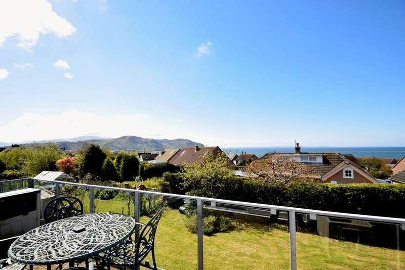 3 Bedrooms Detached Bungalow for sale in Bryn Seiriol, Llandudno