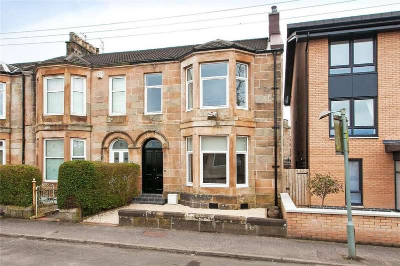 4 Bedrooms Terraced House for sale in Berridale Avenue, Cathcart, Glasgow