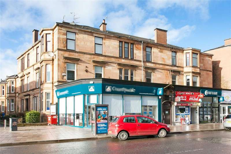 3 Bedrooms Apartment Flat for sale in Flat 2/1, Kilmarnock Road, Shawlands, Glasgow