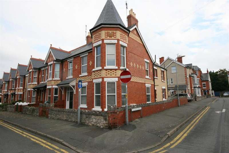 5 Bedrooms House for sale in Erskine Road, Colwyn Bay