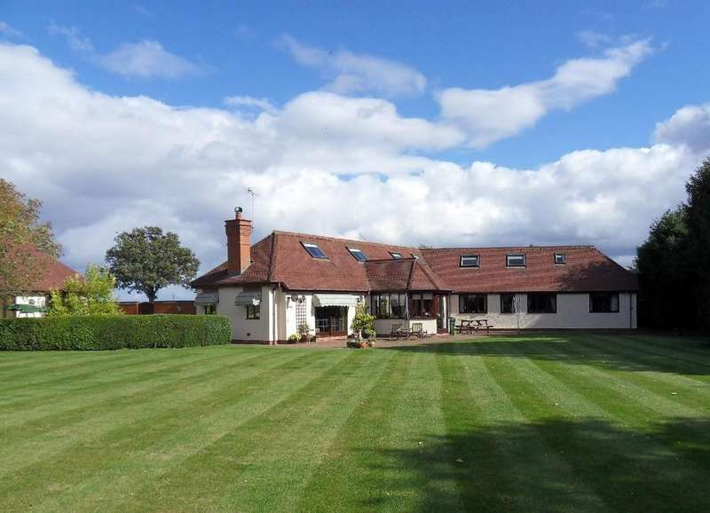 4 Bedrooms Detached Bungalow for sale in Dunan, Near Allensmore, Hereford