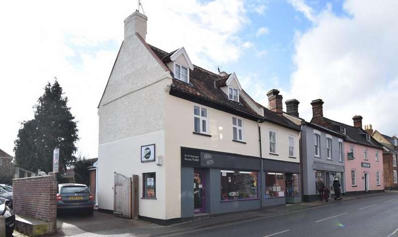 5 Bedrooms Detached House for sale in Blyburgate, Beccles