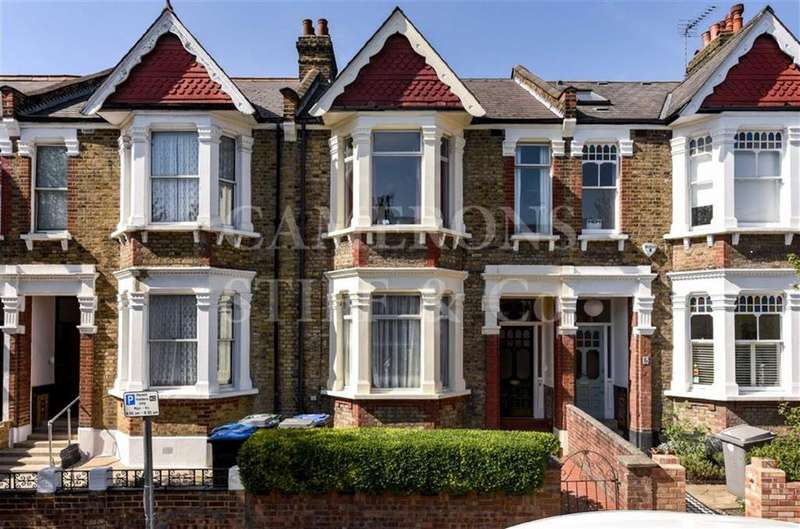 5 Bedrooms Terraced House for sale in Creighton Road, Queens Park, London, NW6