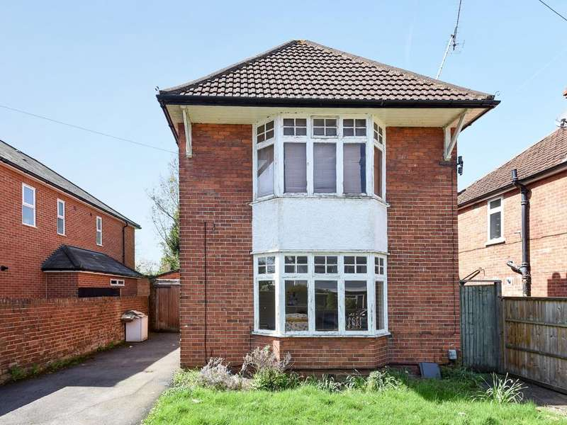 3 Bedrooms Detached House for sale in Coley Hill, Reading, RG1