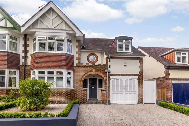 4 Bedrooms Semi Detached House for sale in Bankart Avenue, Stoneygate, Leicester
