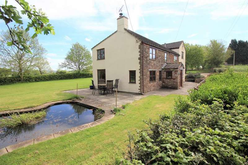 4 Bedrooms Detached House for sale in Moorslade Lane, Falfield