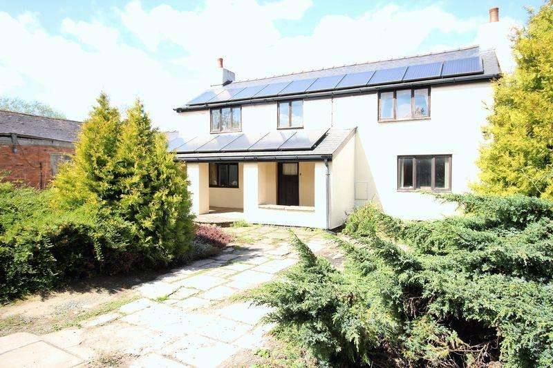 5 Bedrooms Detached House for sale in Sodylt, Ellesmere