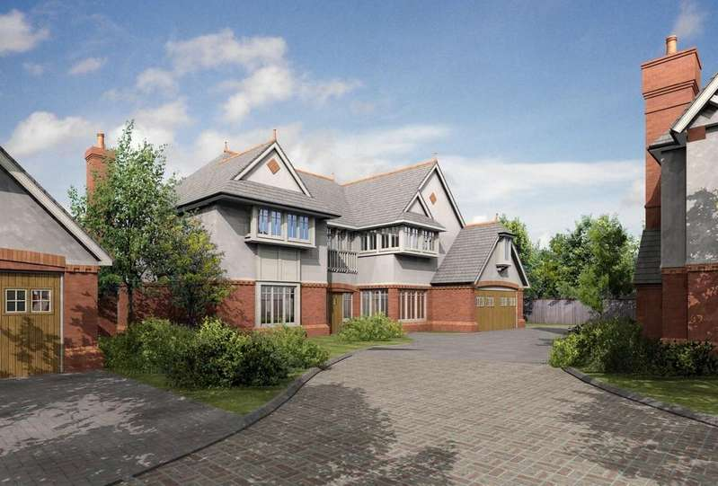 7 Bedrooms Detached House for sale in Newcourt Gardens, Alderbrook Road