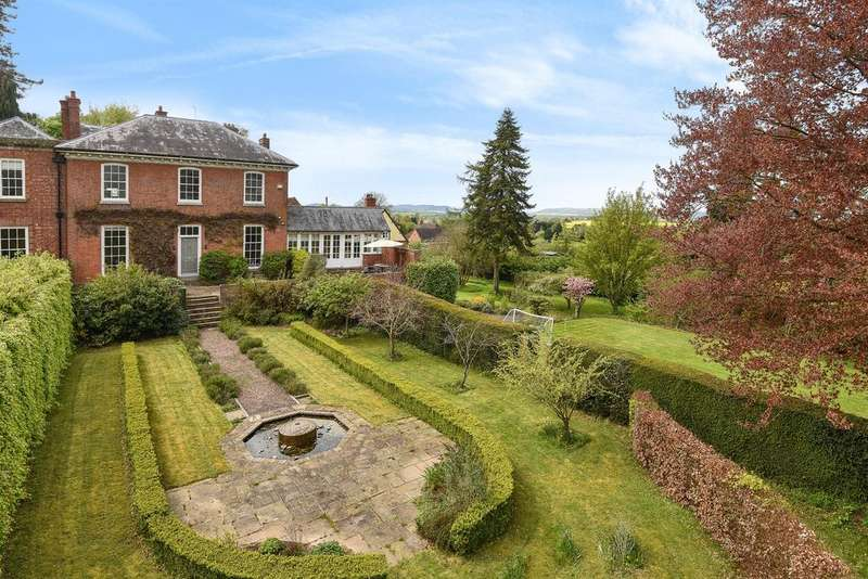 5 Bedrooms Country House Character Property for sale in East Wilcroft, Bartestree, Hereford, HR1 4BD