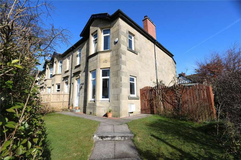 4 Bedrooms Terraced House for sale in Danes Drive, Scotstoun, Glasgow