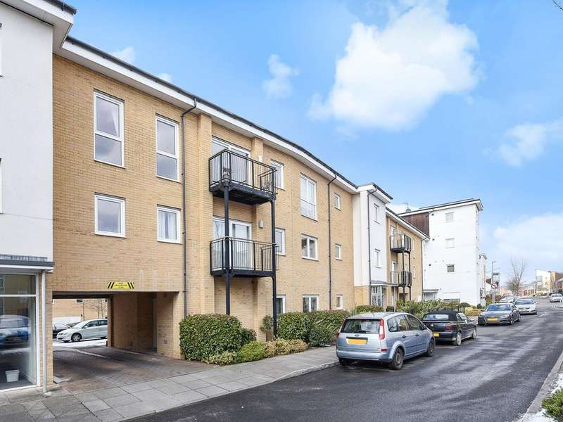 2 Bedrooms Apartment Flat for sale in Tean House, Havergate Way, Reading, RG2